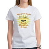 IDEAL Chocolate Peanut Bar Tee