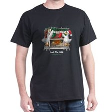 Duck The Halls! Dark T-Shirt