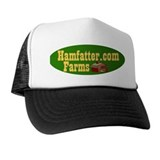 HAMFATTER.COM Farms Trucker Hat