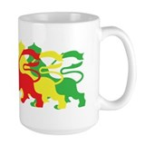COLOR A LION Mug