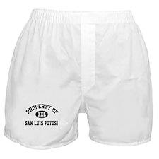 Property of San Luis Potosi Boxer Shorts