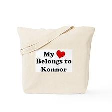 My Heart: Konnor Tote Bag