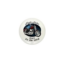 HD Sportster Mini Button (10 pack)