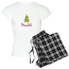 Christmas Tree Meredith Pajamas