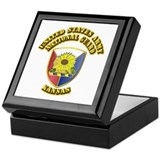 Army National Guard - Kansas Keepsake Box