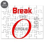 OYOOS Break the Cycle design Puzzle