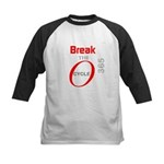 OYOOS Break the Cycle design Kids Baseball Jersey