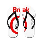OYOOS Break the Cycle design Flip Flops
