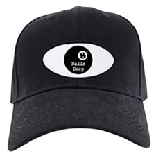 Unique Billiard ball Baseball Hat