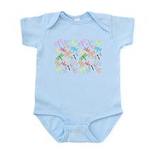 Dragonflies Design Infant Bodysuit