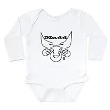 Cute Uprising Long Sleeve Infant Bodysuit