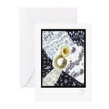 Sousaphone Greeting Cards (Pk of 10)