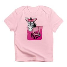 Zebra in A Bag Infant T-Shirt