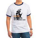 Honey Badger Dont care Tee-Shirt