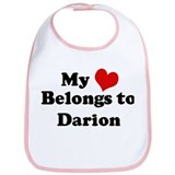 My Heart: Darion Bib
