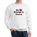My Heart: Darien Sweatshirt
