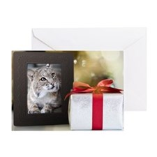 In-Sync Exotics Greeting Card - Lydia