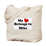 My Heart: Mike Tote Bag