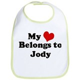 My Heart: Jody Bib
