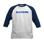 Randon Kids Baseball Jersey