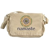 Unique Meditation Messenger Bag
