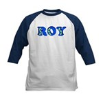 Roy Kids Baseball Jersey