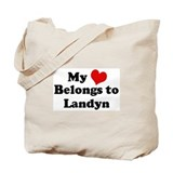 My Heart: Landyn Tote Bag