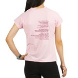 """Inspired Runner, Mom"" Performance Dry T-Shirt"