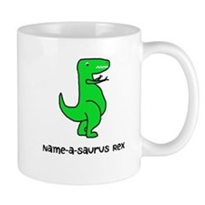 Name your own T-Rex! Mug