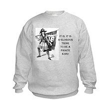 Pirate King Sweatshirt
