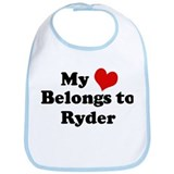 My Heart: Ryder Bib