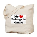 My Heart: Omari Tote Bag