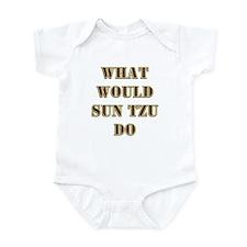 Sun Tzu Infant Bodysuit