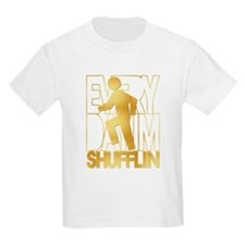 Shufflin' Gold T-Shirt