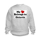 My Heart: Octavio Sweatshirt