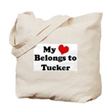 My Heart: Tucker Tote Bag