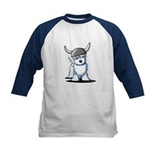 Viking Westie Terrier Tee