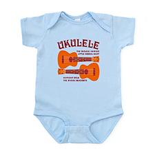 UKULELE Infant Bodysuit