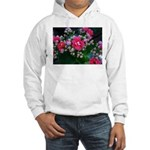 .pink kalanchoe. Hooded Sweatshirt