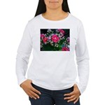 .pink kalanchoe. Women's Long Sleeve T-Shirt