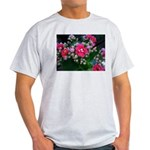 .pink kalanchoe. Light T-Shirt
