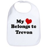 My Heart: Trevon Bib