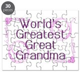 World's Greatest Great Grandma Puzzle