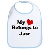 My Heart: Jase Bib