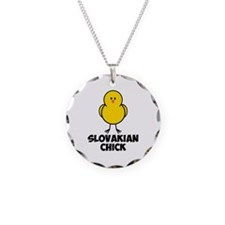 Slovakian Chick Necklace