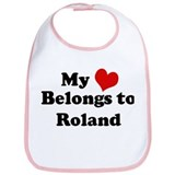 My Heart: Roland Bib