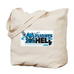 Flights From Hell Tote Bag