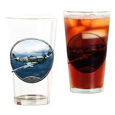 Unique Ww2 Drinking Glass