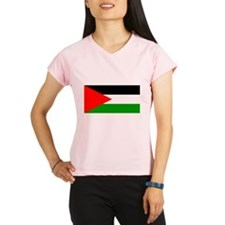 Flag of Palestine Performance Dry T-Shirt