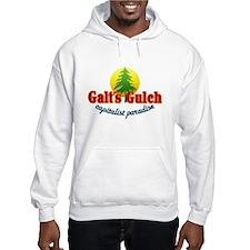 Galt's Gulch Capitalist Parad Hoodie